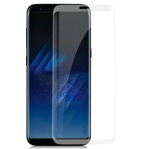 Curved Displayschutzglas für Samsung Galaxy S8 Plus - Transparent