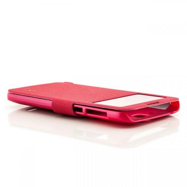 Nillkin Flip Tasche für Huawei Ascend G730 Rot