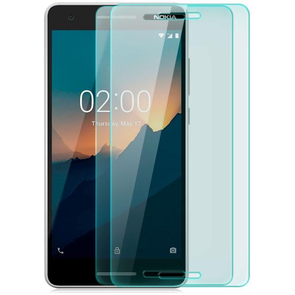 2x Displayschutzglas für Nokia 2.1