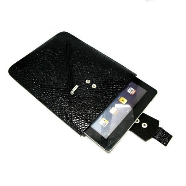 Kroko Schutzhülle für Apple iPad 2 / 3 / 4
