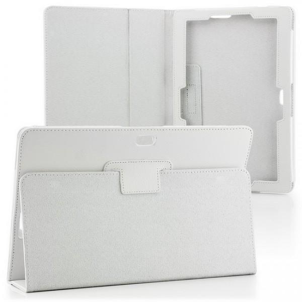 Slim Schutzhülle für Asus Vivo Tab RT TF600-T 10.1 Weiß