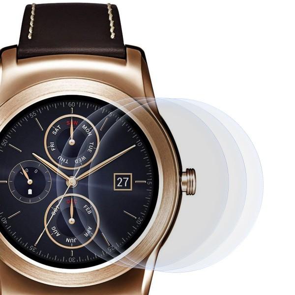 3x Displayschutzfolie für LG Watch Urbane (W150)