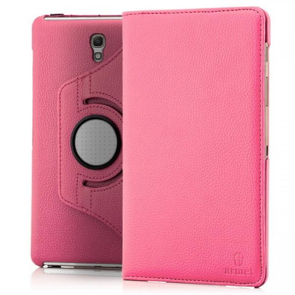 360° Tablet Tasche für Samsung Galaxy Tab S 8.4 Pink