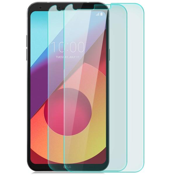 2x Displayschutzglas für LG Q6