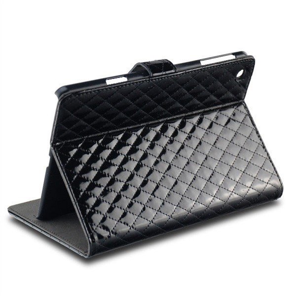 Deluxe Tasche für Apple iPad Mini Schwarz