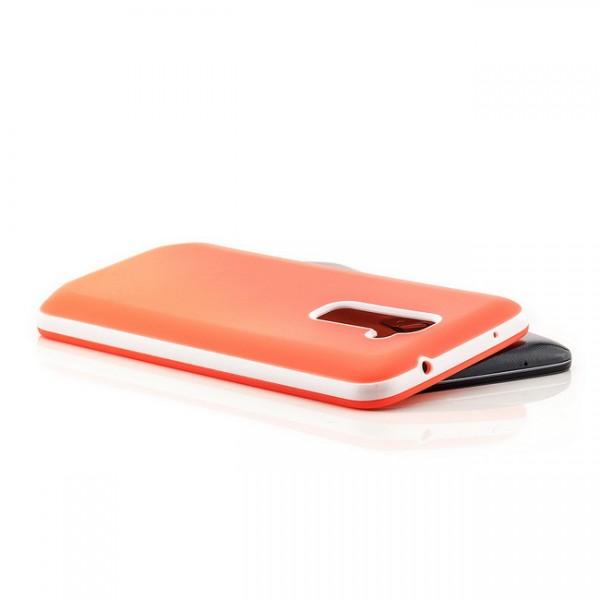 Silikon Case für LG G2 Orange