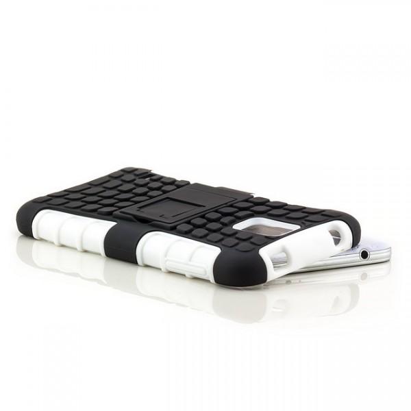 Outdoor Case für Samsung Galaxy S5 Schwarz-Weiß