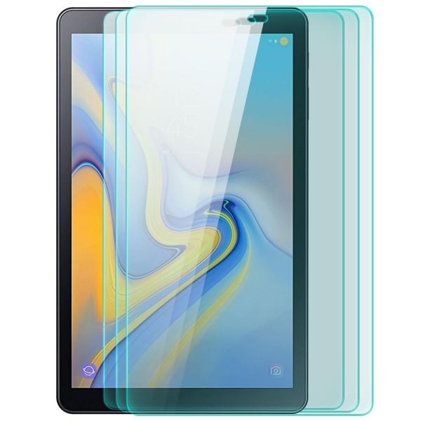 3x Displayschutzglas für Samsung Galaxy Tab A 10.5 (2018)