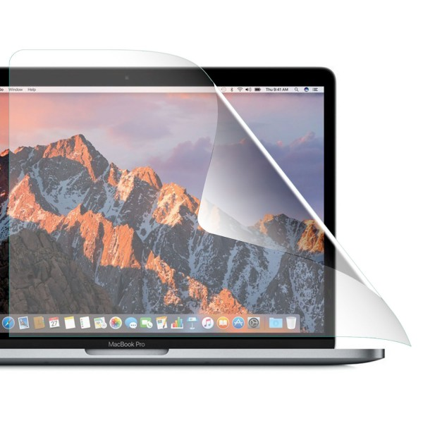 """Displayschutzfolie für Apple MacBook Pro 15,4"""" (2016 + 2017)"""