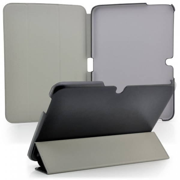 Hoco Slim Tasche für Samsung Galaxy Tab 3 10.1 Schwarz