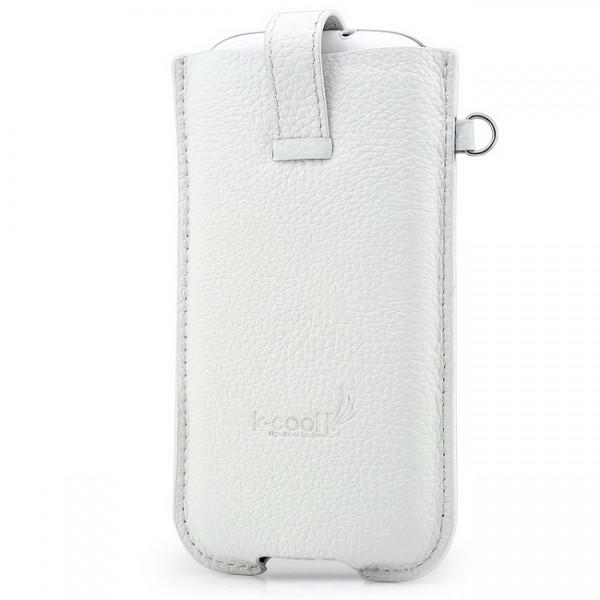 k-cool Etui für Samsung Galaxy S3 Weiß
