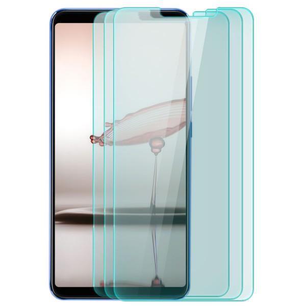 3x Displayschutzglas für Xiaomi Mi Max 3