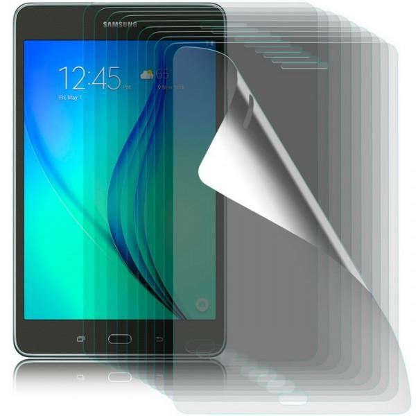 10x Displayschutzfolie für Samsung Galaxy Tab A 8.0 T350 Klar