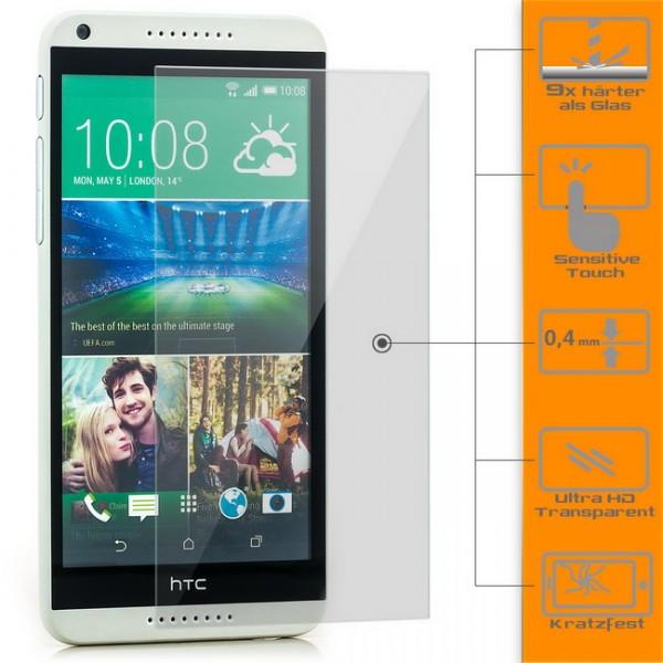 Displayschutzglas für HTC Desire 816
