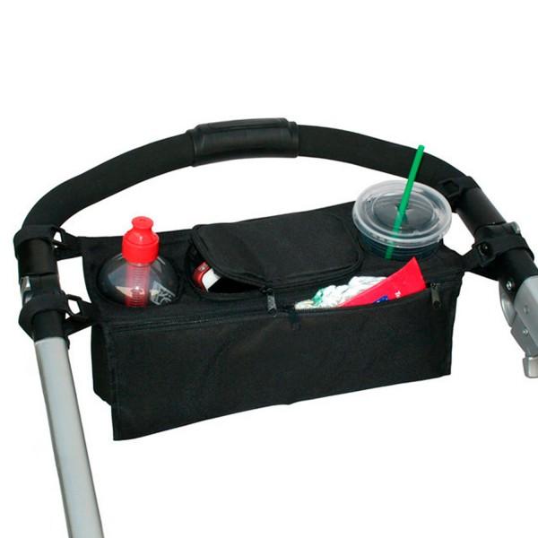 Kinderwagentasche mit 3 Fächern