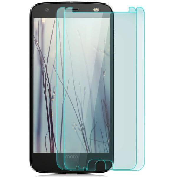 2x Displayschutzglas für Lenovo Motorola Moto Z2 Play
