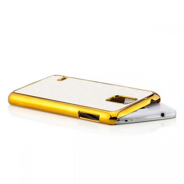 Cells Back Cover für Samsung Galaxy S5 Weiß