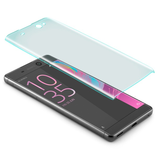 Curved Displayschutzglas für Sony Xperia XA Ultra - Transparent