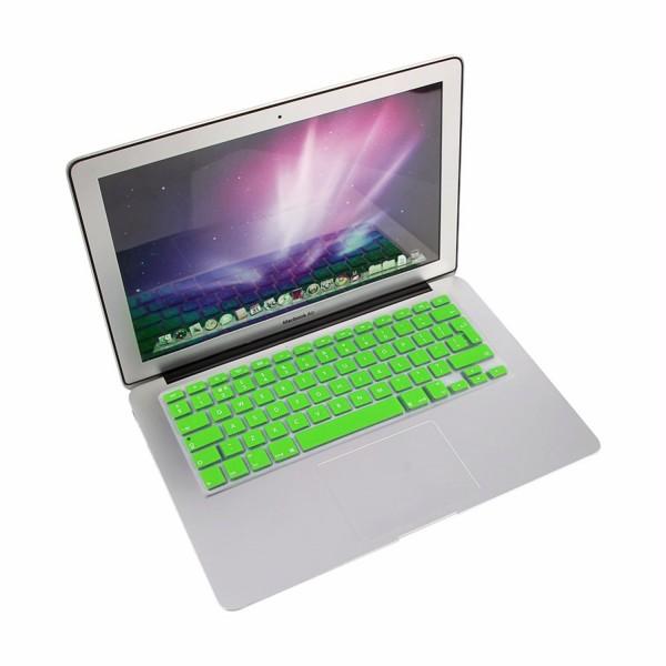 "MacBook Tastatur Cover 13"" / 15"" / 17"" - Grün"