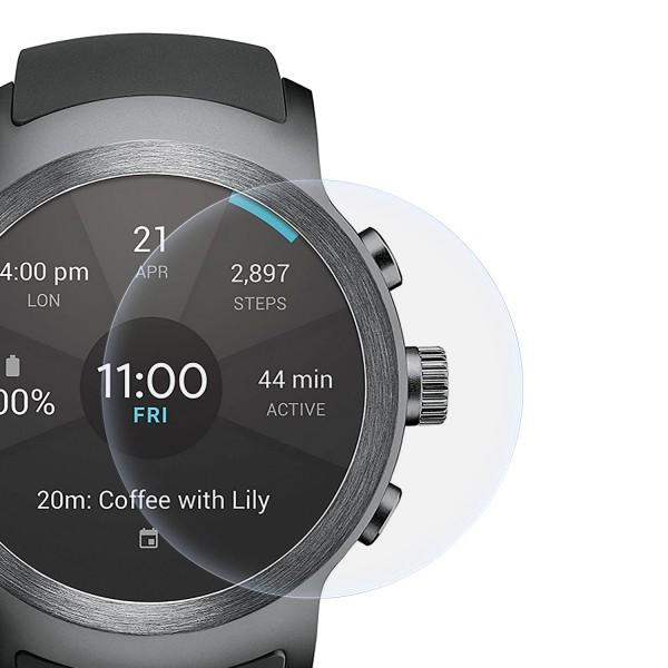 3x Displayschutzfolie für LG Watch Sport
