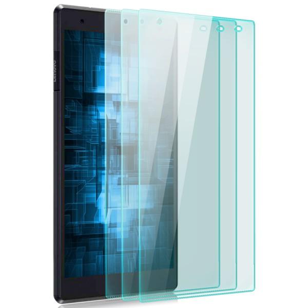 3x Displayschutzglas für Lenovo Tab4 8 Plus