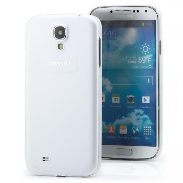 Ultra Slim Back Cover für Samsung Galaxy S4 Transparent