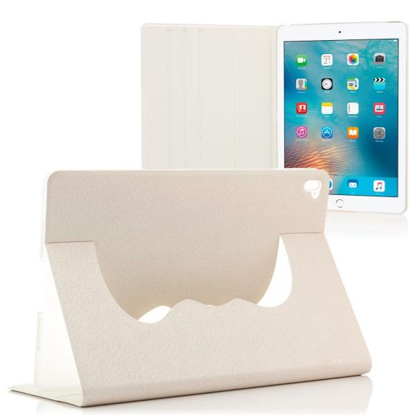 """360° Tasche für Apple iPad Pro (9,7"""") - Beige"""