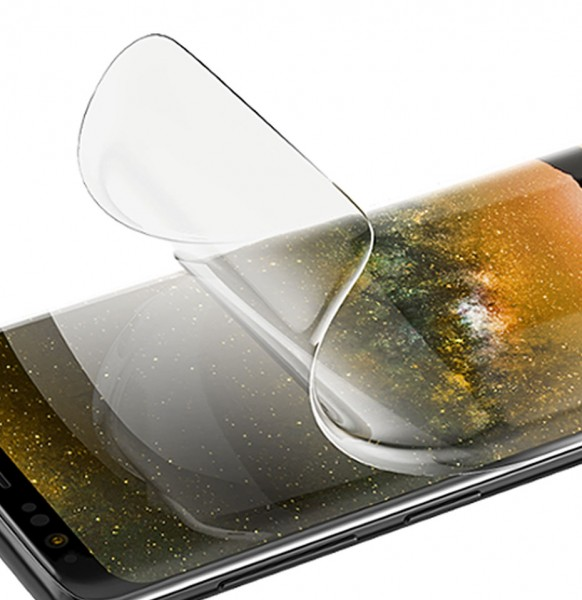 2x Hydrogel Displayschutzfolie für LG V40