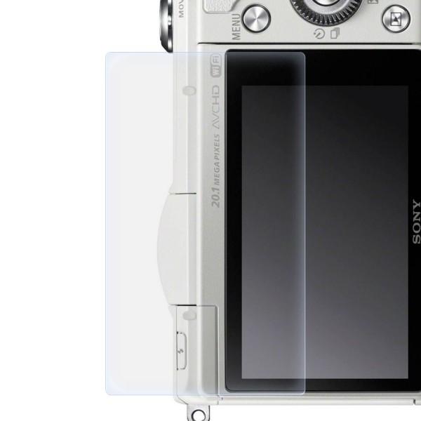 Displayschutzfolie für Sony Alpha 5000 / 6000