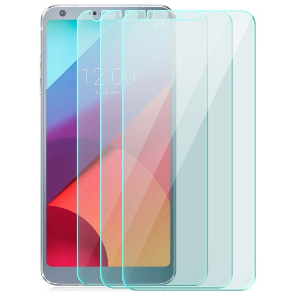 3x Displayschutzglas für LG G6