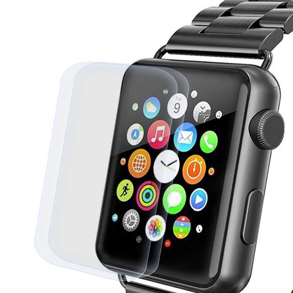 2x Displayschutzfolie für Apple Watch 42mm