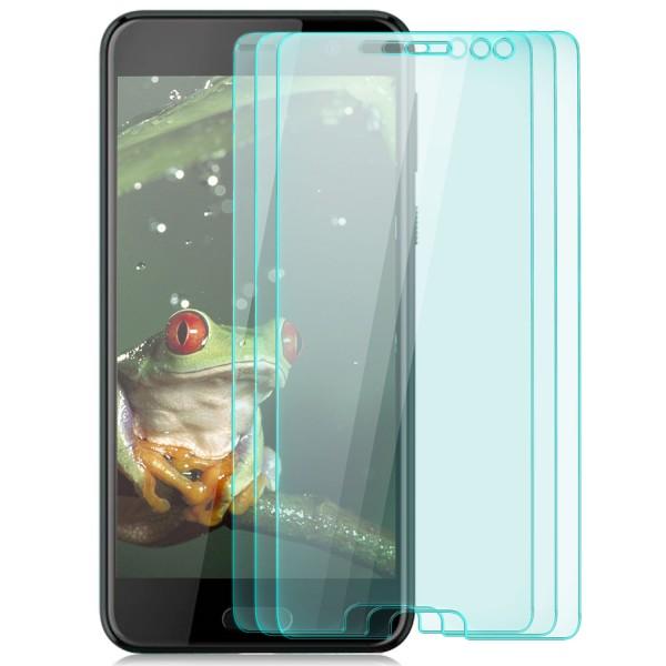 3x Displayschutzglas für HTC U Play