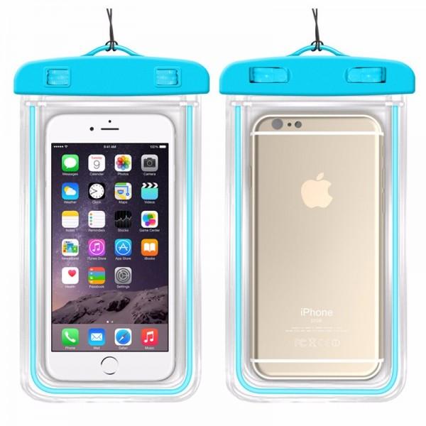 Universal Waterproof Case - Blau