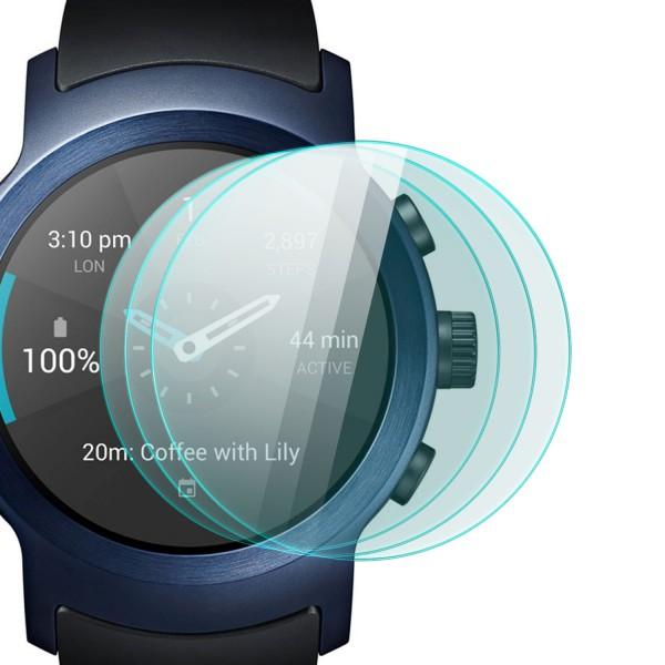3x Displayschutzglas für LG Watch Sport