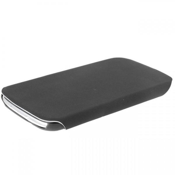 360° Tasche für Samsung Galaxy S3 Schwarz