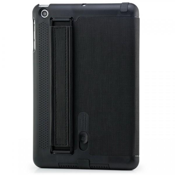 Handgurt Flip Case für Apple iPad Mini Schwarz