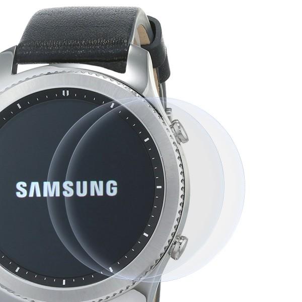 2x Displayschutzfolie für Samsung Gear S2