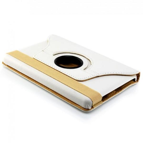 360° Tasche für Amazon Kindle FIRE Weiß