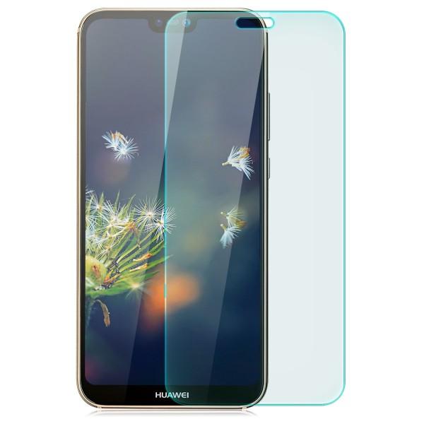 Curved Displayschutzglas für Huawei P20 Lite - Transparent