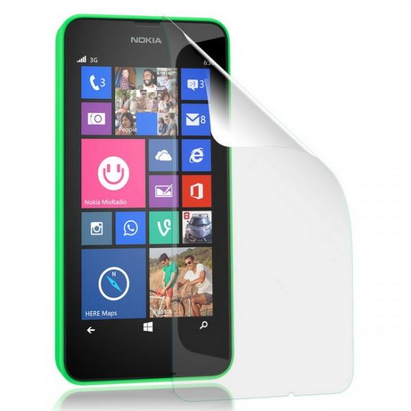Displayschutzfolie für Nokia Lumia 630 Matt