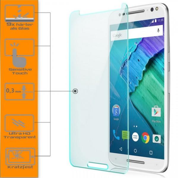 Displayschutzglas für Motorola Moto X Style