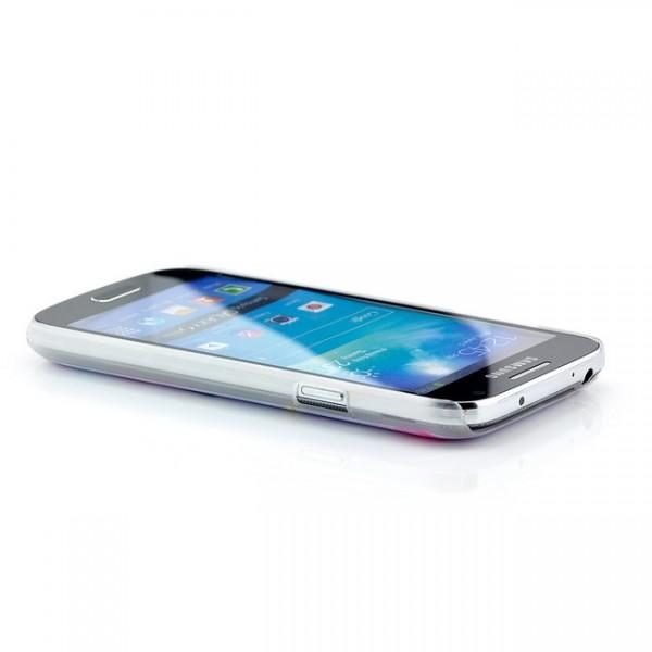 Fuck The Winter Hard Back Cover für Samsung Galaxy S4 Mini