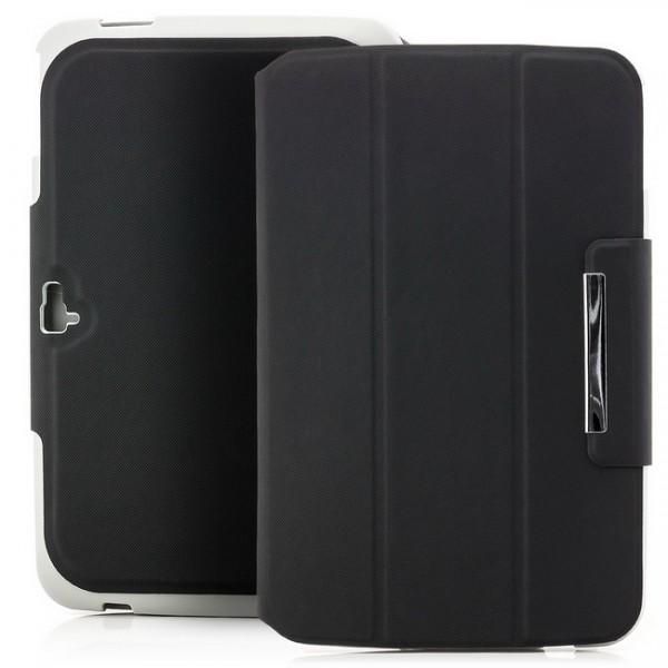 Slim Schutztasche für Samsung Google Nexus 10 Schwarz