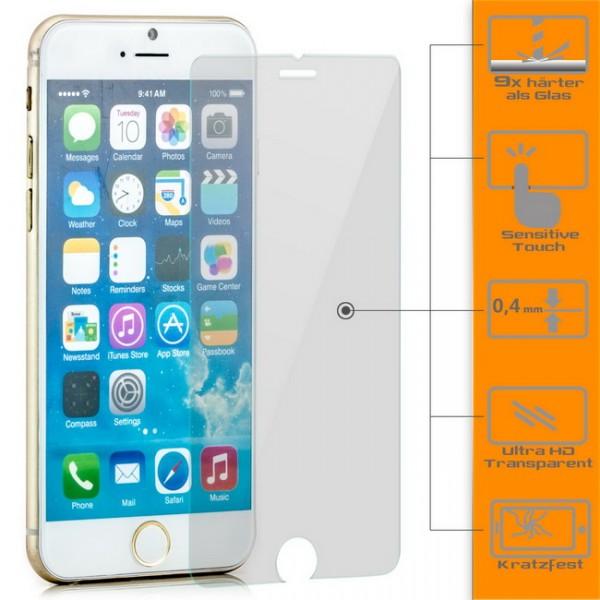 Displayschutzglas für Apple iPhone 6 4,7-Zoll
