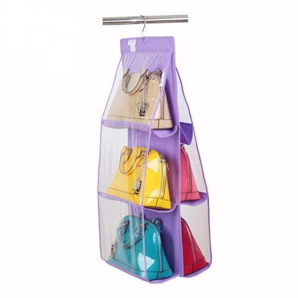 Handtaschen Organizer - Lila
