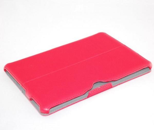 Smooth Skin Tasche für Samsung Galaxy Tab 10.1 Rot