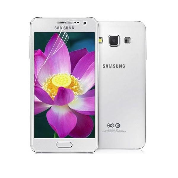 Displayschutzfolie für Samsung Galaxy A3 Klar