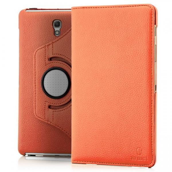 360° Tablet Tasche für Samsung Galaxy Tab S 8.4 Orange