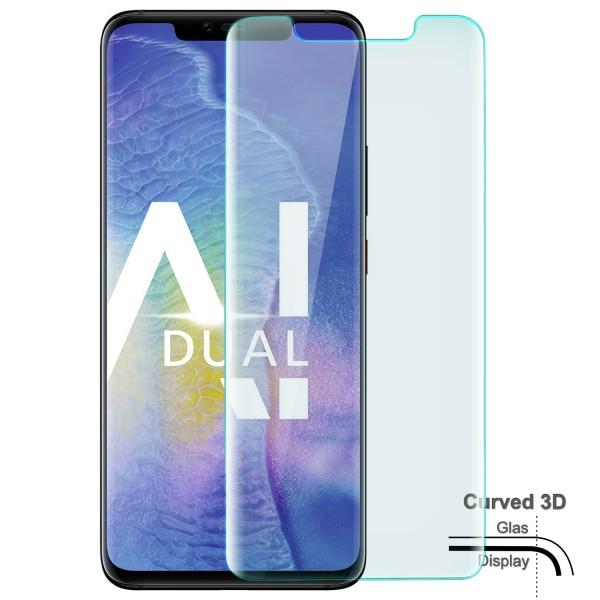 Curved Displayschutzglas für Huawei Mate 20 Pro - Transparent