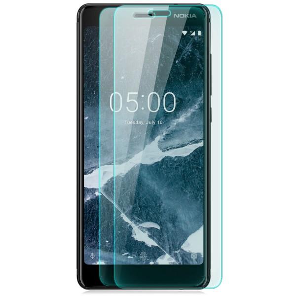 2x Displayschutzglas für Nokia 5.1